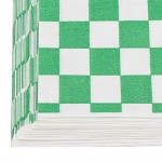 "200 Count Deli Paper, Eusoar 11"" x 10"" Dry Wax Paper, Green Wrap Burger Sandwich Liner, Food Basket Liner for Restaurants, Churches, BBQs, School Carnivals"